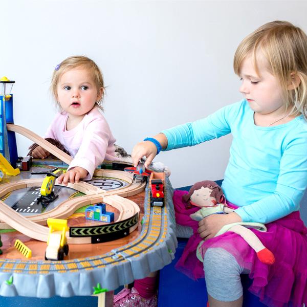 Kinderspielecke